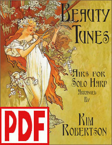 Beauty Tunes by Kim Robertson  PDF Download
