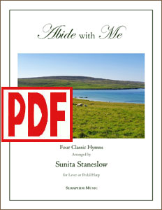 Abide With Me: Four Classic Hymns by Sunita Staneslow <span class='red'>PDF Download</span>