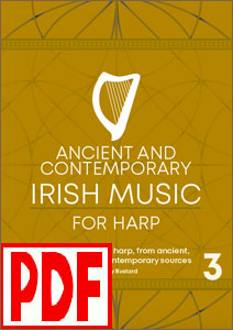 Ancient and Contemporary Irish Music for Harp by Katy Bustard <span class='red'> PDF Download </span>
