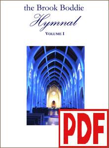 The Brook Boddie Hymnal - Volume 1 PDF Download