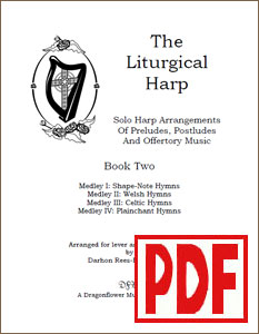 The Liturgical Harp Volume 2 by Darhon Rees-Rohrbacher <span class='red'>PDF Download</span>