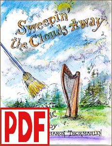 Sweepin' the Clouds Away by Sharon Thormahlen <span class='red'>PDF Download</span>