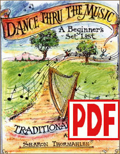 Dance Thru the Music by Sharon Thormahlen <span class='red'>PDF Download</span>