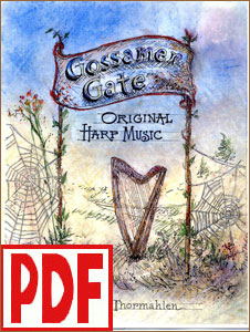 Gossamer Gate  by Sharon Thormahlen <span class='red'>PDF Download</span>