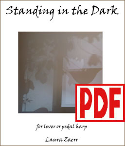 Standing in the Dark by Laura Zaerr <span class='red'>PDF Download</span>