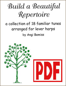Build a Beautiful Repertoire by Angi Bemiss  <span class='red'>PDF Downloads</span>