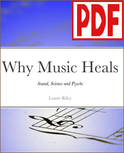 Why Music Heals: Sound, Science, and Psyche by Laurie Riley <span class='red'>PDF Download</span>