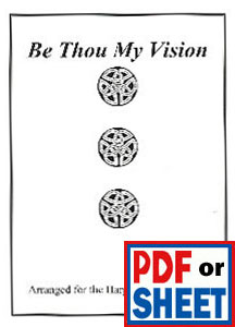 Be Thou My Vision arranged by Deborah Friou