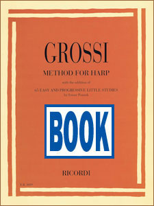 Method for the Harp <span class='blue'>book</span> by Grossi