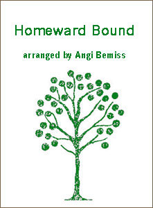 Homeward Bound sheet music arranged by Angi Bemiss