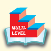 Multi-Level Books & PDFs by Sylvia Woods