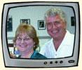 Harp Center on TV