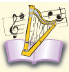 Pedal Harp Music Books
