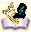Classical Music Books for Pedal Harp