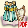 Harp and Choir Books & PDFs
