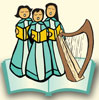 Harp and Choir PDFs by Sylvia Woods
