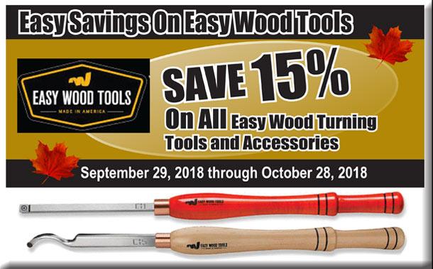 Easy Wood Tools On Sale