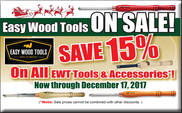 Easy Wood Tools on Sale