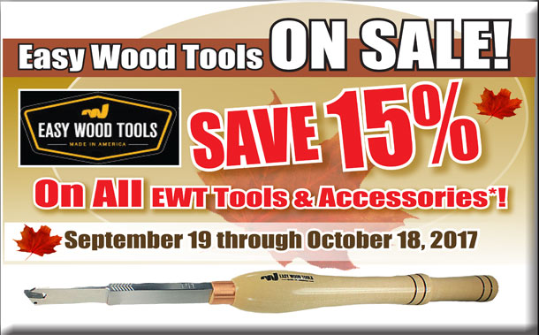 Easy Wood Tool Sale