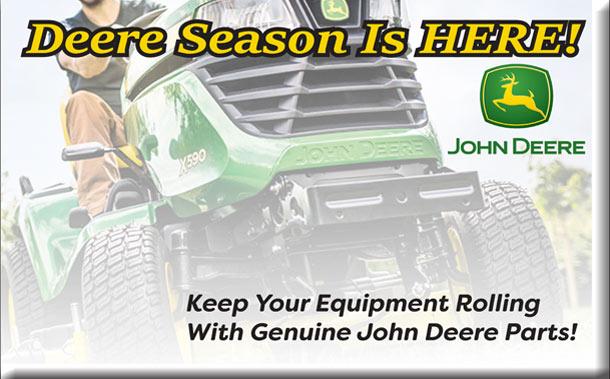 John Deere Season