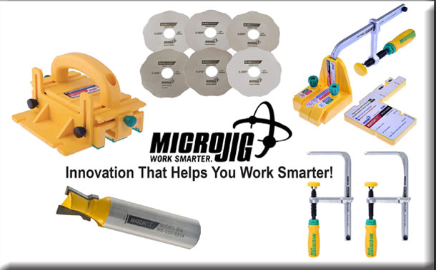 Micro Jig Innovation That Helps You Work Smarter!