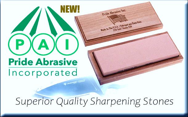 Pride Abrasive Superior Quality Sharpening Stores