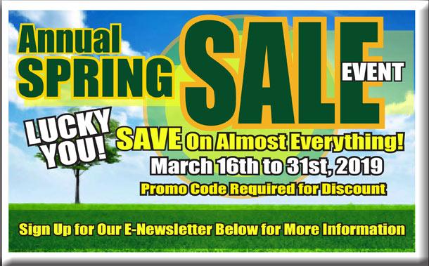 Hartville Tool Spring Sale
