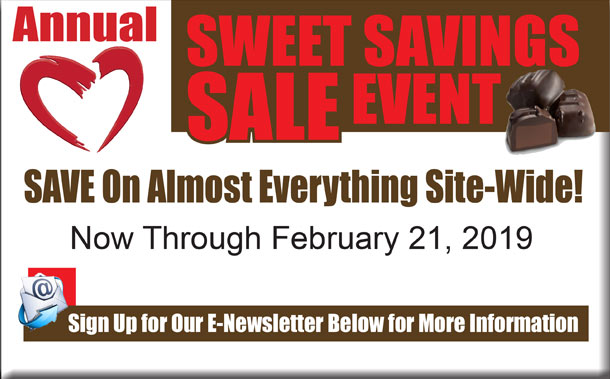 Sweet Savings Event