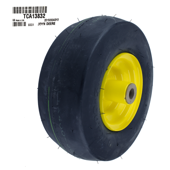 JOHN DEERE #TCA13832 TIRE & WHEEL ASSEMBLY