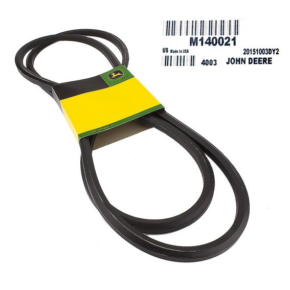 JOHN DEERE #M140021 V-BELT