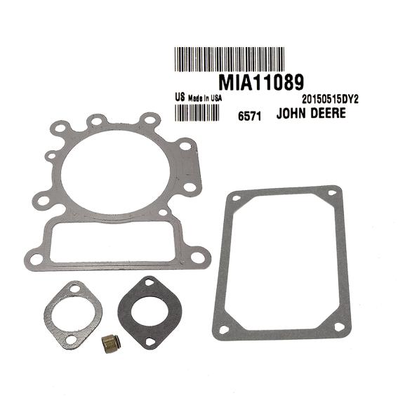 John Deere #MIA11089 Valve Gasket Kit