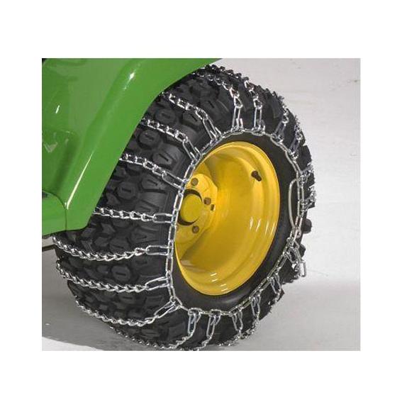 John Deere #TY24327 Tire Chain Set