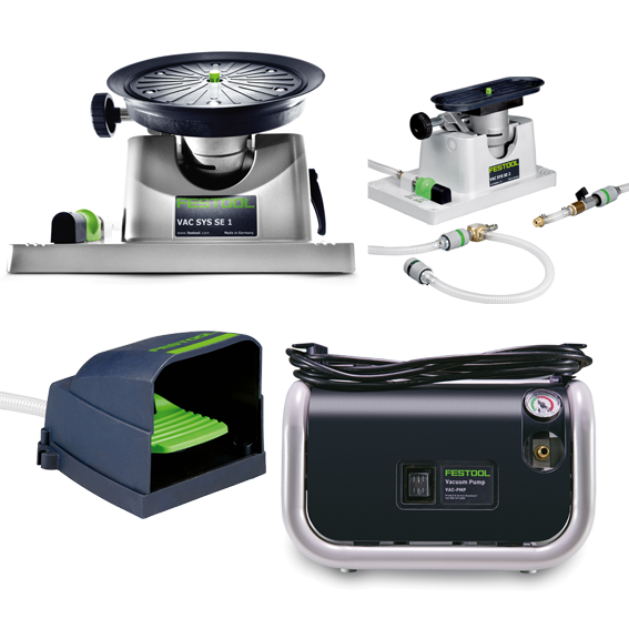 Festool 203149 VAC SYS Vacuum Clamping System Set