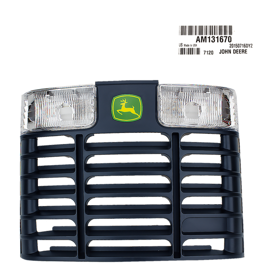 JOHN DEERE #AM131670 GRILLE ASSEMBLY
