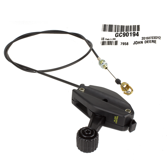 John Deere #GC90194 Blade Control Cable