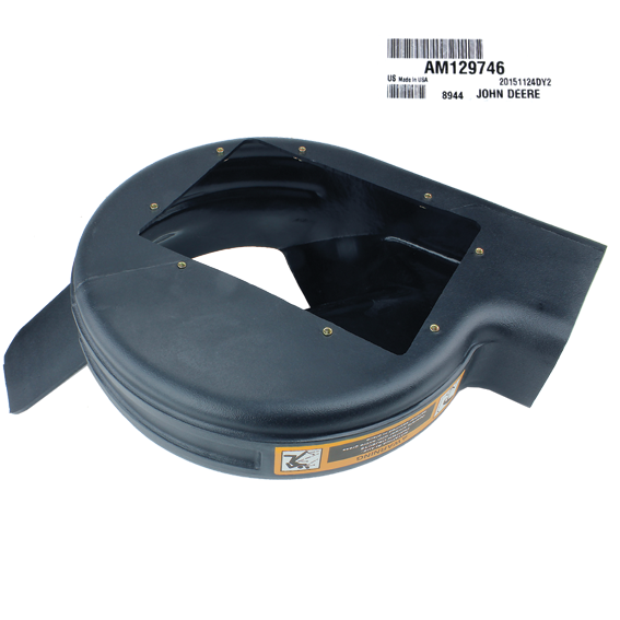 JOHN DEERE #AM129746 BLOWER HOUSING