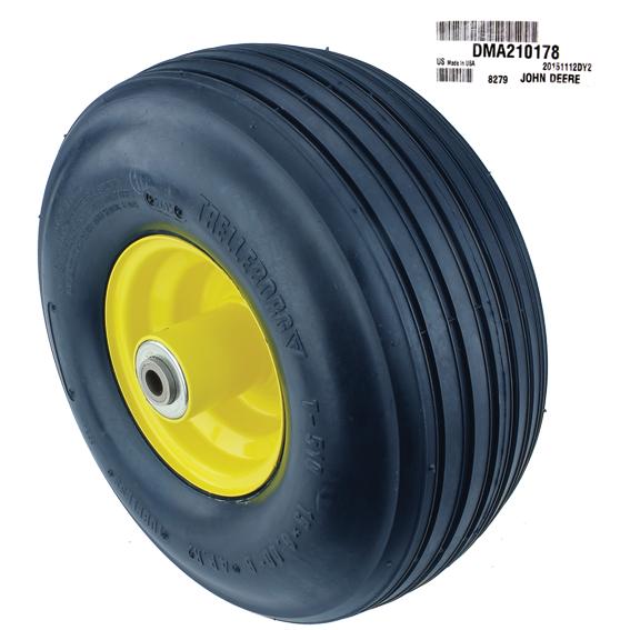 John Deere #DMA210178 Rim & Wheel Center