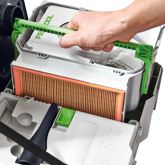 FESTOOL CT SYS DUST EXTRACTOR - HEPA FILTER