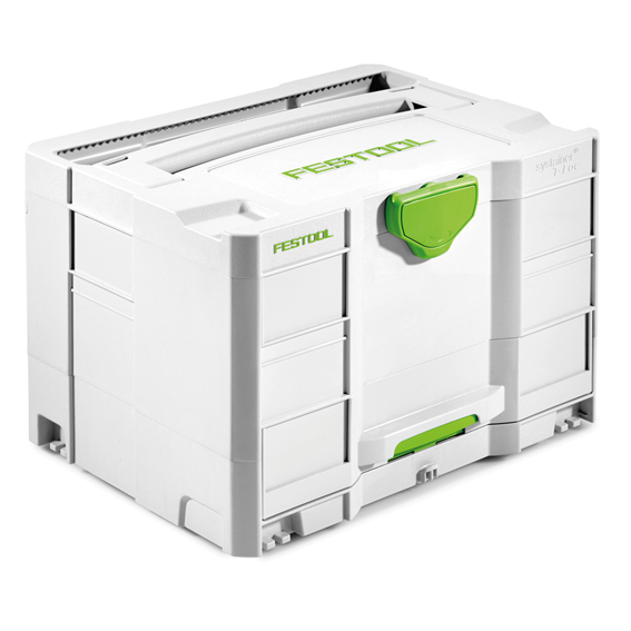 Festool 200117 SYS-COMBI 2 Systainer
