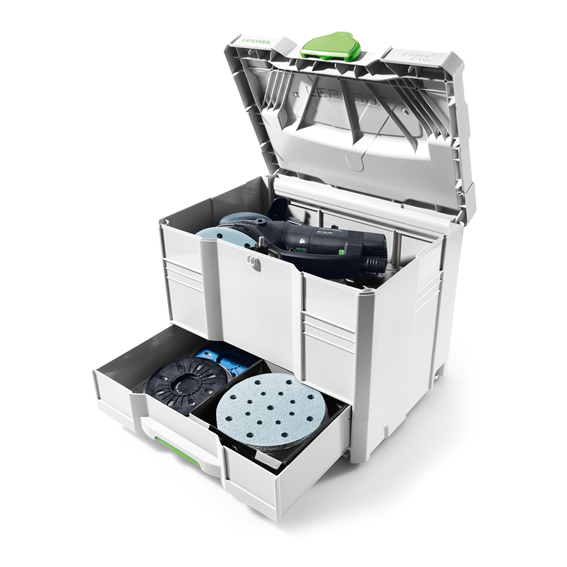 Festool 200117 SYS-COMBI 2 Systainer - Open