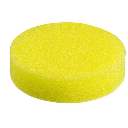 Festool 493844 D125 Yellow Coarse Polishing Sponges - 5 Pk