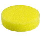 Festool 493844 D125 Yellow Coarse Polishing Sponges - 5 Pk.