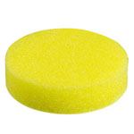Festool 493842 D80 Coarse Yellow Polishing Sponges, 5 Pk.