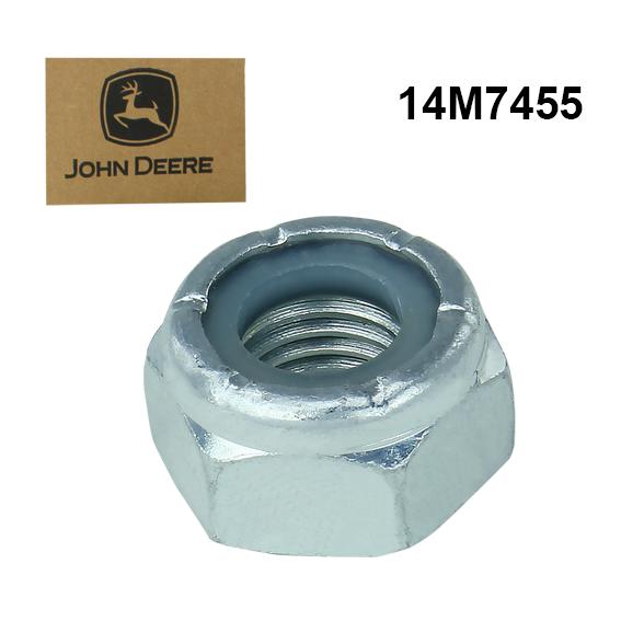 JOHN DEERE #14M7455 LOCK NUT