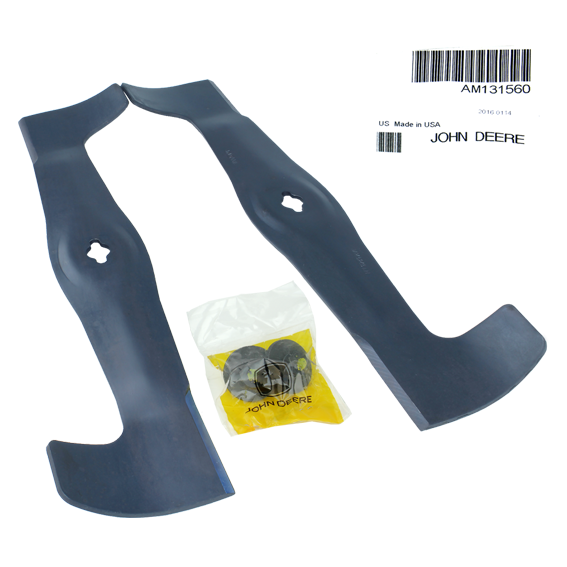 John Deere #AM131560 Mower Blade Kit