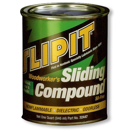 SLIPIT WOODWORKER'S SLIDING COMPOUND - QUART