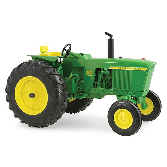 Ertl John Deere 1:16 Scale Model 3020 Tractor