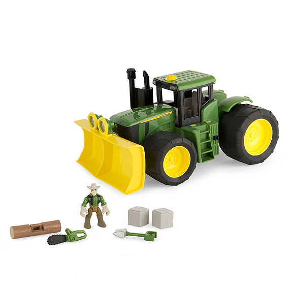 Ertl John Deere Gear Force Earth Moving Tractor