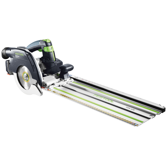 Festool 575085 HK 55 EBQ + FSK420 Carpentry Saw