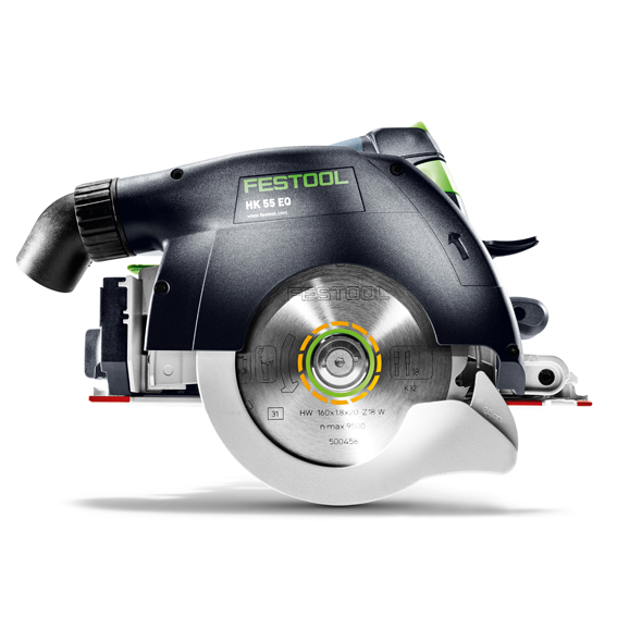 FESTOOL HK 55 EQ CARPENTRY SAW - SIDE VIEW